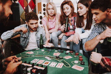 Amateur poker tips