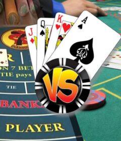 Baccarat Or Blackjack