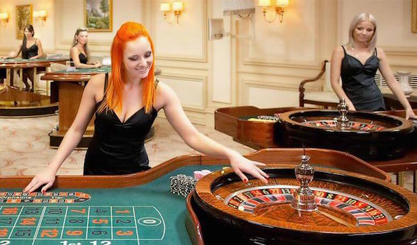 Online live casino myth